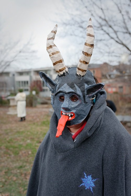 Mask, 2014