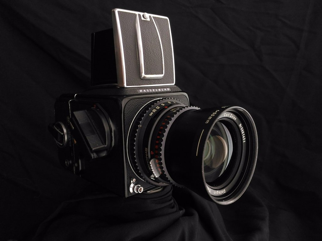 Hasselblad 500C/M