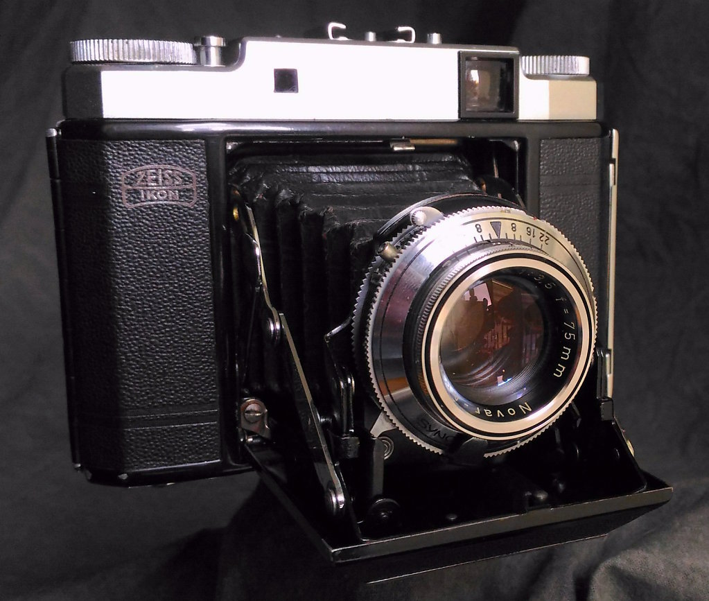 Zeiss Super Ikonta III