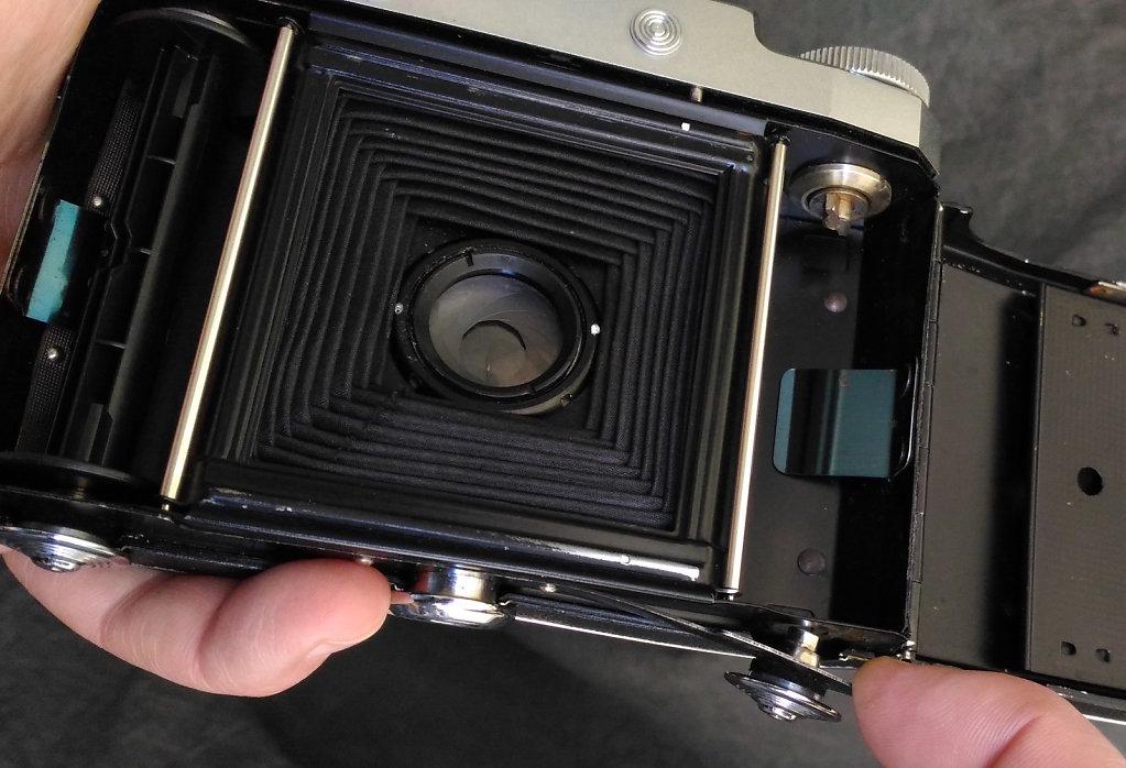 Roll holder - Zeiss Super Ikonta III