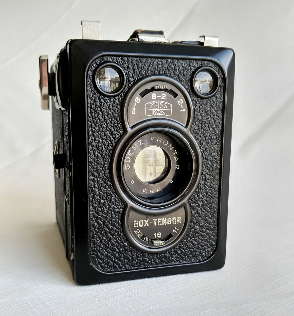 Zeiss Ikon Box Tengor 54/2