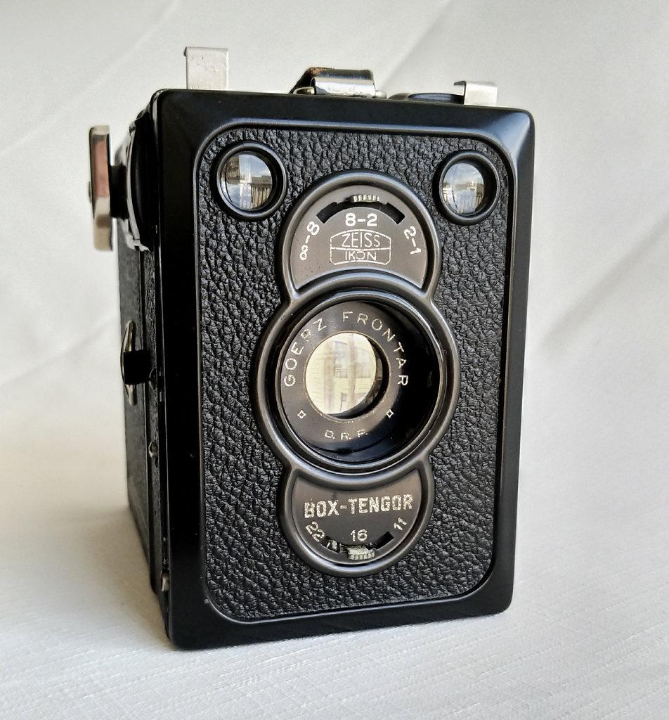 Zeiss Ikon Box Tengor 54/2